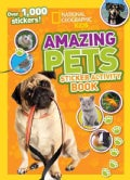 National Geographic Kids Amazing Pets Sticker Activity Book: Over 1,000 Stickers! (Paperback)
