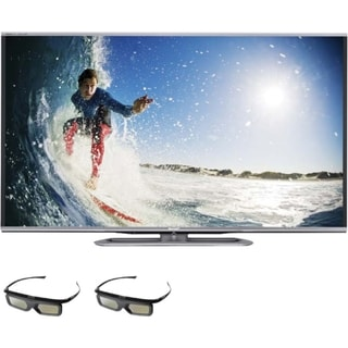"Sharp AQUOS LC-60LE857U 60"" 3D 1080p LED-LCD TV - 16:9 - HDTV 1080p -"