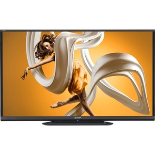 "Sharp AQUOS LC-70LE650U 70"" 1080p LED-LCD TV - 16:9 - HDTV 1080p - 12"