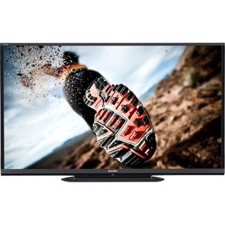 "Sharp AQUOS LC-60LE550U 60"" 1080p LED-LCD TV - 16:9 - HDTV 1080p - 12"