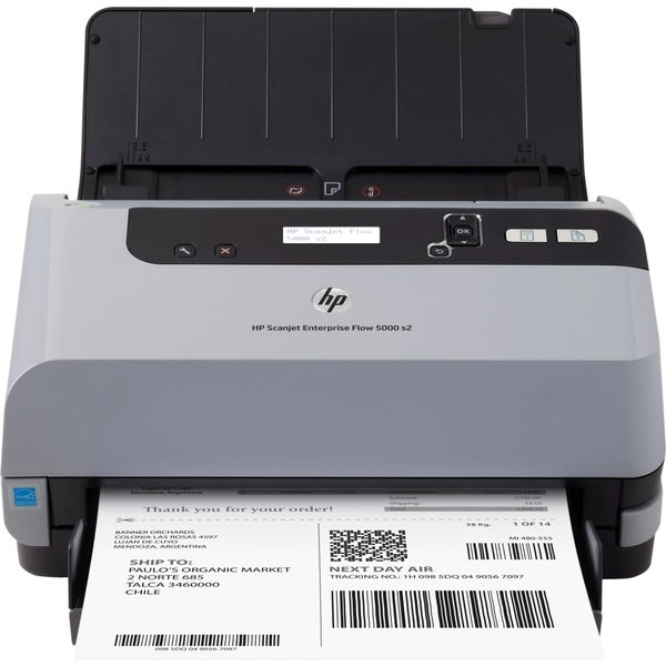 HP Scanjet 5000 s2 Sheetfed Scanner
