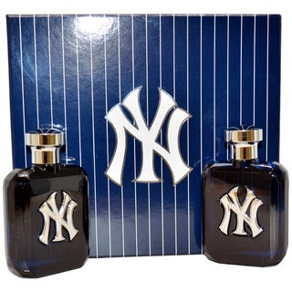 New York Yankees Men's 2-piece Fragrance Gift Set