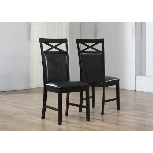 Cappuccino Brown Dining Chair (Set of 2)