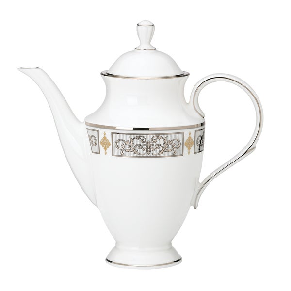 Lenox Antiquity Coffeepot with Lid