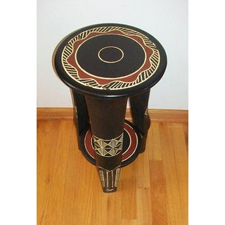 Three Face Coffee Table (Ghana)