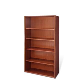 Jesper Office Cherry 40-inch Wood Bookcase