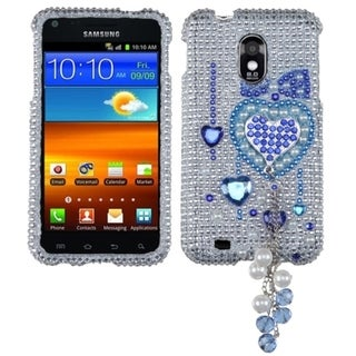 INSTEN Phone Case Cover for Samsung D710 Epic 4G Touch/ Galaxy S II 4G/ R760