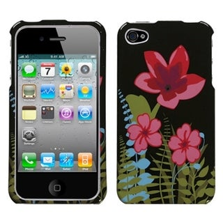 INSTEN Garden Night Phone Case Cover for Apple iPhone 4/ 4S