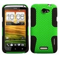 BasAcc Green/Black Astronoot Case for HTC One X+/ One X