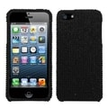 BasAcc Black Diamante Case for Apple iPhone 5