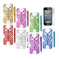 Gearonic Hollow Butterfly Pattern PC Hard Back Case Cover for iPhone 5