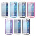 Gearonic TPU Wrap up Case Built in Screen for Samsung Galaxy S4 i9500