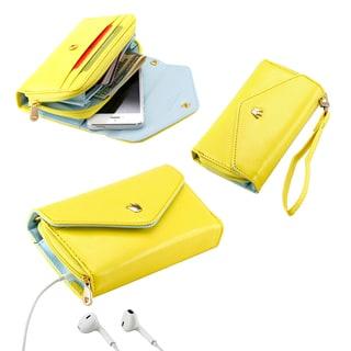 Gearonic Multifunctional Universal Wallet PU Leather Purse Case