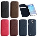 Gearonic PU Leather Flip Flap Case for Samsung Galaxy S4 S IV i9500