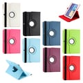 Gearonic 360 Rotating PU Leather Case for Samsung Galaxy Tab 3 10.1