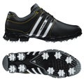 Adidas Men's Tour 360 ATV M1 Aluminum/ Black/ White/ Yellow Golf Shoes