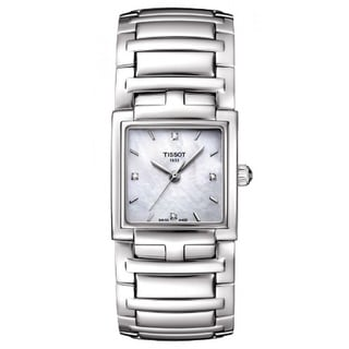 Tissot Women's 'T-Trend T-Evocation' Swiss Quartz Watch