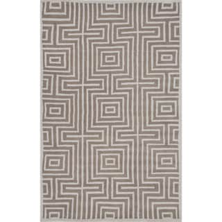 Hand-tufted Ashwood Wool Rug (8' x 10')
