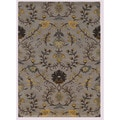 Hand-tufted Ashwood Wool Area Rug (8' x 10')