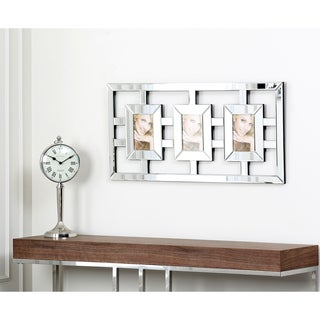 Abbyson Living Verona Three-frame Picture Mirror