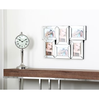 Abbyson Living Verona Six-frame Picture Mirror
