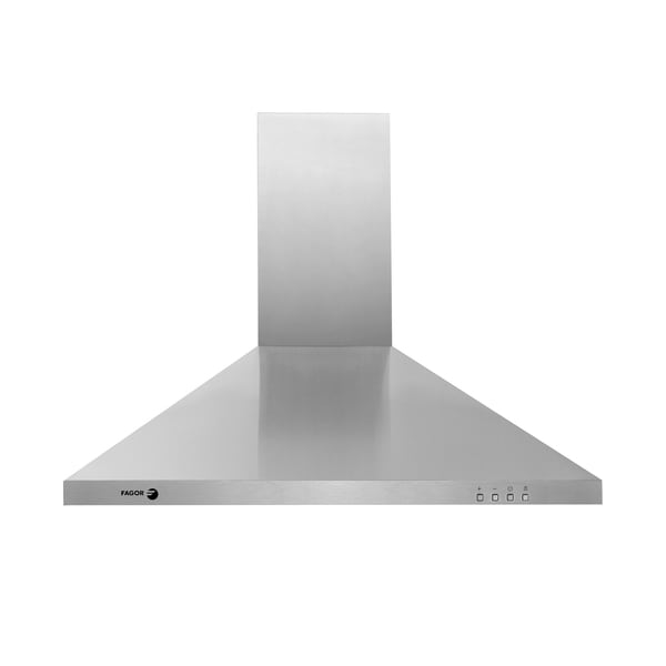 Pyramid 30-inch Brushed Stainless Steel Range Hood