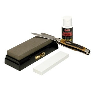 Smith's SK2 2 Stone Sharpening Kit
