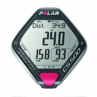 Polar Fitness Monitor CS500+CAD