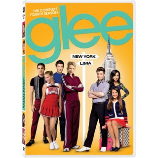 Glee Complete Season 4 (DVD)
