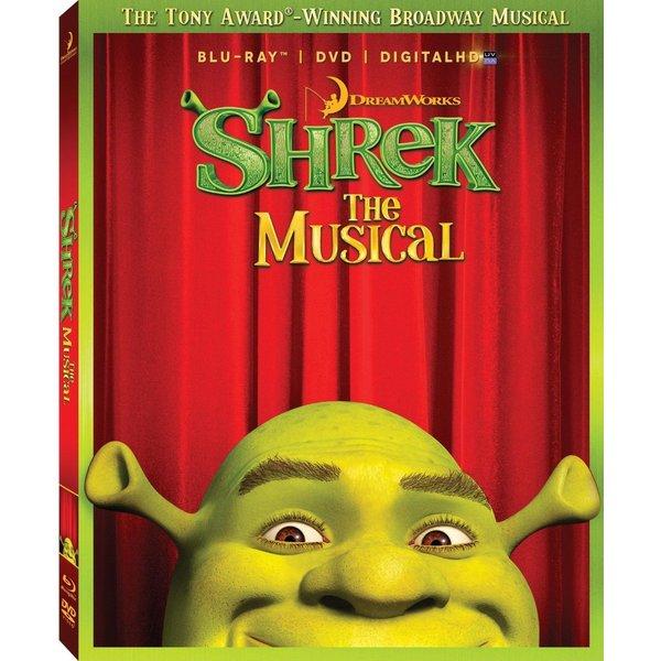 Shrek the Musical (Blu-ray/DVD) 11635206