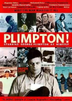 Plimpton! Starring George Pimpton as Himself (DVD)