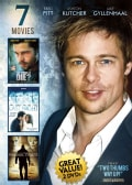 Brad Pitt/Angelina Jolie 7-Movie Collection (DVD)