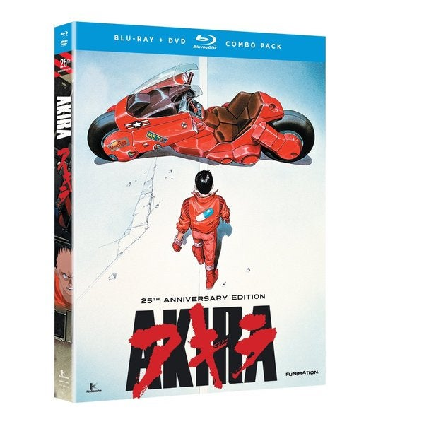 Akira: The Movie (Blu-ray/DVD) 11635358