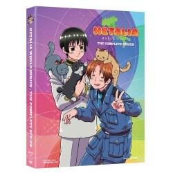 Hetalia: World Series: Complete Series (DVD)