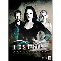 Lost Girl: Season Three (DVD)