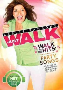 Leslie Sansone: Walk To The Hits Party Songs (DVD)