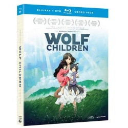 Wolf Children (Blu-ray Disc)