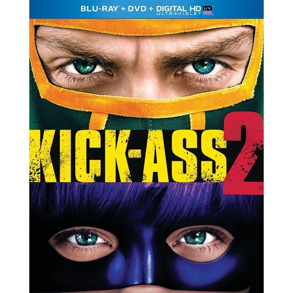 Kick-Ass 2 (Blu-ray/DVD) 11635428
