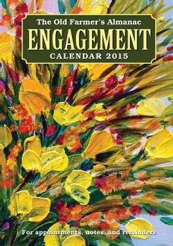 The Old Farmer's Almanac Engagement Calendar 2015 (Calendar)