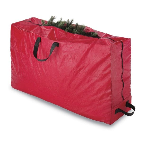 christmas tree storage bags buy christmas tree storage bag online santa 39 s site. Black Bedroom Furniture Sets. Home Design Ideas