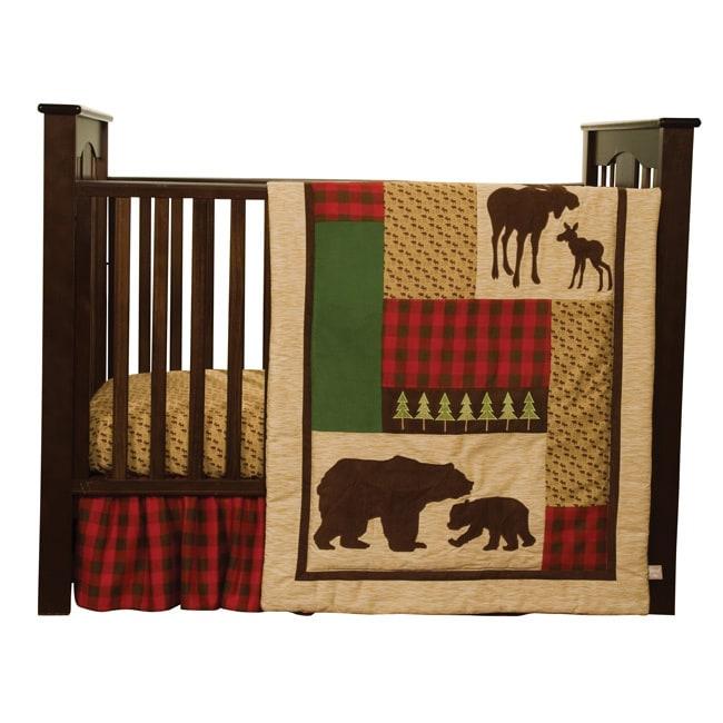 Trend Lab Northwoods 5-piece Crib Bedding Set at Sears.com