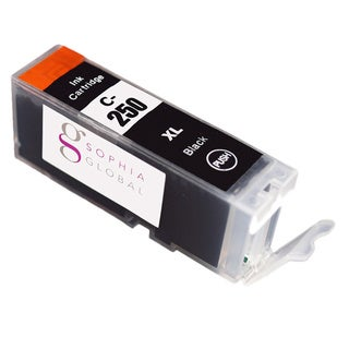 Sophia Global Compatible Canon PGI-250XL Large Black Ink Cartridge