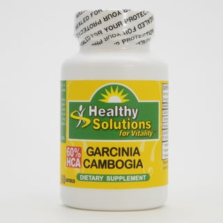 Healthy Solutions Garcinia Cambogia (Pack of 3)