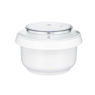 Bosch MUZ6KR4NUC White Plastic Bowl for Universal Plus Mixer