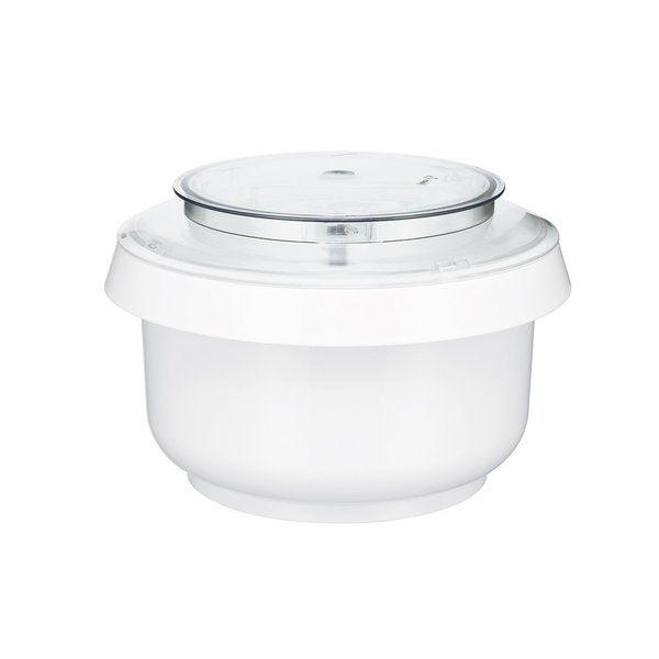 Bosch MUZ6KR4NUC White Plastic Bowl for Universal Plus Mixer