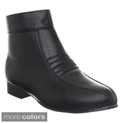 Funtasma Men's 'PIMP-50' Side Zipper Pimp Ankle Boots