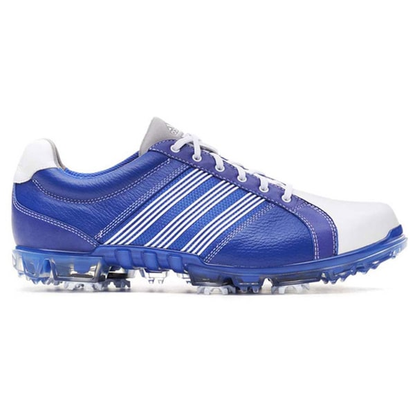 Adidas Men's Adicross Tour Blue/ White Golf Shoes