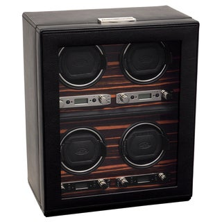 WOLF 'Roadster Module 2.7' 4 Watch Winder