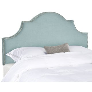 Safavieh Hallmar Sky Blue Arched Headboard (Full)