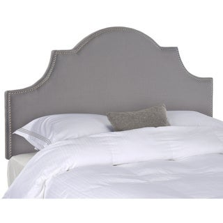 Safavieh Hallmar Arctic Grey Arched Headboard (Queen)